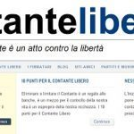 CONTANTE LIBERO, L'EVENTO (Video)