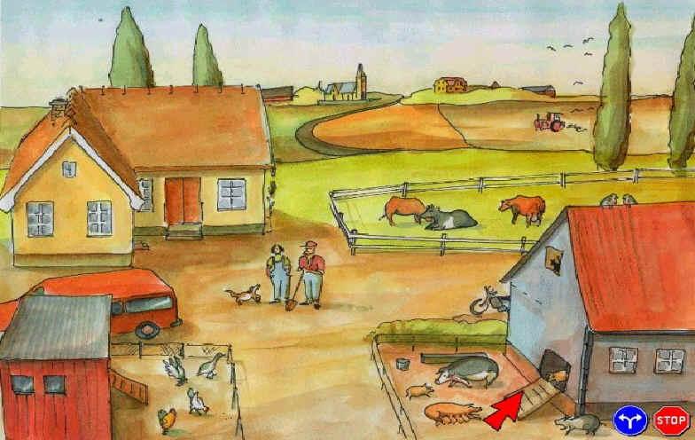 Denaro proprieta 39 e la parabola della fattoria for Piani di riproduzione della fattoria