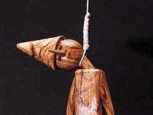 impiccato pinocchio