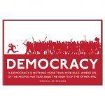NEL MERCATO SCEGLI, IN DEMOCRAZIA NO