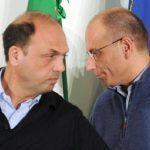 ALFANO E LETTA, I GOLEADOR DI UN PAESE FALLITO