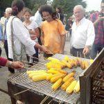 OGM, RIUSCITA LA BRUSTOLADA ORGANIZZATA DA FIDENATO A VIVARO (PN)
