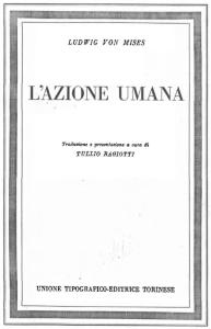 AZIONE UMANA
