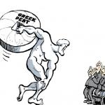 GRECIA, ECCO COME RISOLVERE IL PROBLEMA DEL DEBITO IN 5 FASI