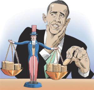 obama balance
