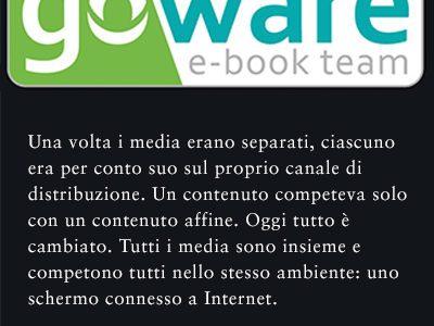 LEONARDO FACCO EDITORE INSIEME A goWARE PER LANCIARE E-BOOK E PRINT ON DEMAND